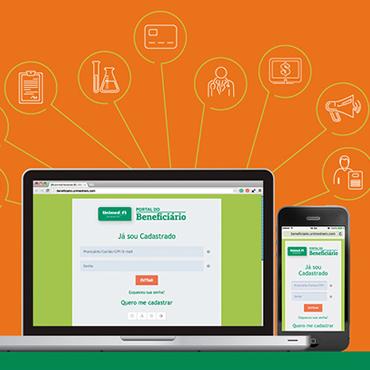 O Portal do Beneficiário traz facilidades ao paciente. Conheça para orientar!