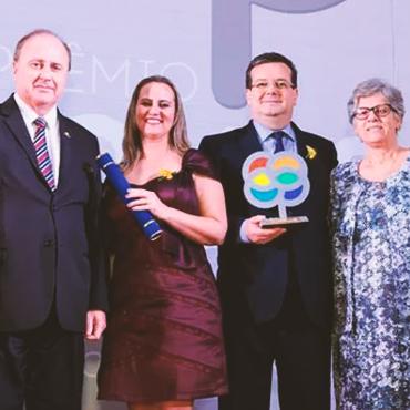 A Unimed recebeu dois importantes prêmios de sustentabilidade