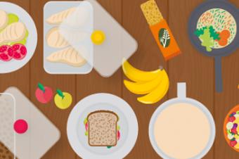 Dicas alimentares para quem mora sozinho