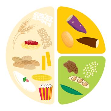 Carboidrato é benéfico à saúde. Veja como consumi-lo de forma saudável.