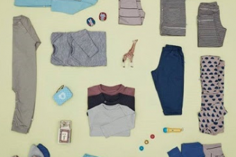 Marca lança linha de roupas por assinatura que cresce junto com as crianças