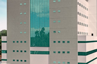 Foi inaugurada a primeira fase da ampliação do Hospital Unimed Caxias do Sul