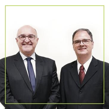 Conheça o novo Presidente e Vice-Presidente da Unimed Nordeste-RS