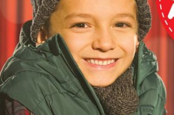 Participe da Campanha do Agasalho 2017 e ajude a aquecer corações!