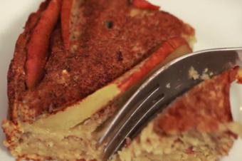 Aprenda a preparar um delicioso Bolo de Maçã
