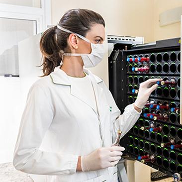 Serviços próprios Unimed: Laboratório