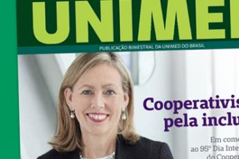 Na última edição da Revista Unimed: saúde mental na adolescência, cardápio de inverno, e a superação do Chapecoense.