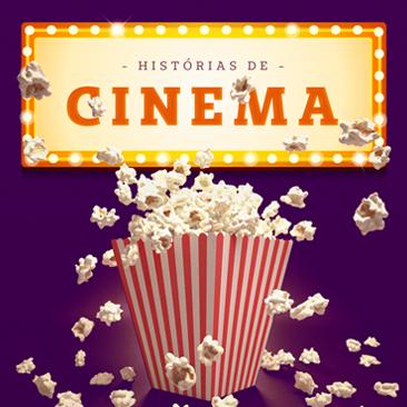Conte sua história e concorra a ingressos de cinema para você e um acompanhante!