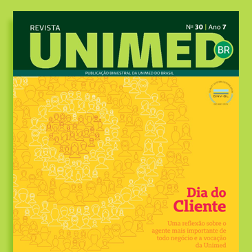 Leia a nova edição da Revista Unimed: saúde, paternidade e cooperativismo em pauta.