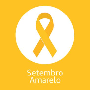 Setembro Amarelo é o mês de prevenção ao suicídio