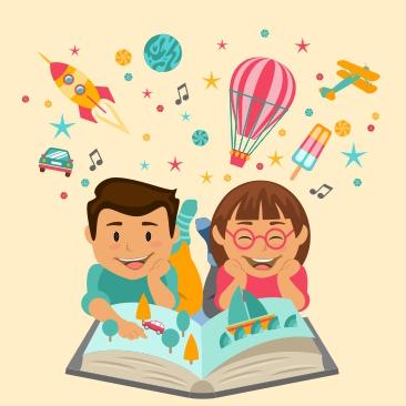 No próximo sábado tem contação de histórias para os pequenos!