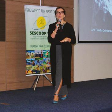 Veja como foi a palestra 'Conversas sobre envelhecer', apresentada pela geriatra Ana Claudia Quintana Arantes