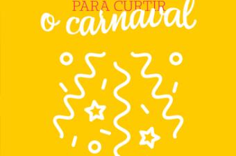 Playlist de Carnaval! Entre em ritmo de festa!
