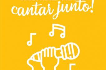 A playlist de Maio é para fazer festa e cantar junto!