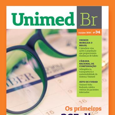 Mindfulness, sustentabilidade e informação na Revista Unimed BR
