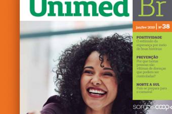 Positividade, prevenção e o Carnaval de Norte a Sul. Veja na Revista Unimed BR