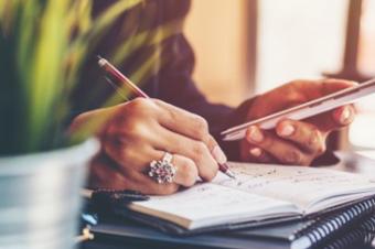 Cinco dicas para escrever cada vez melhor!