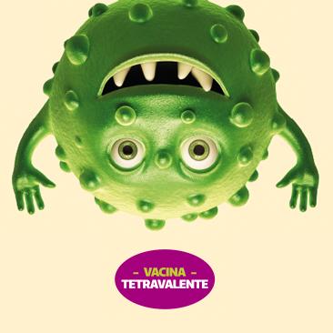 Saiba mais sobre o agendamento da aplicação da Vacina Tetravalente