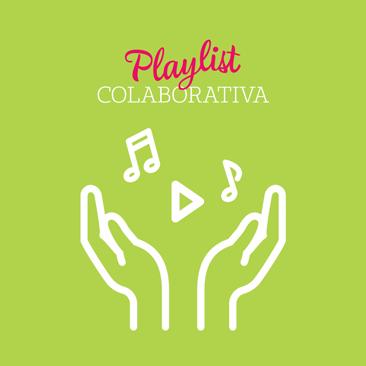 A playlist do mês foi feita com as suas sugestões, ouça já!