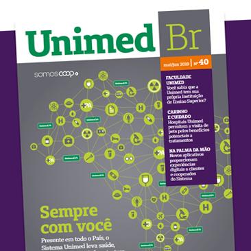 Confira a nova edição da Revista Unimed: