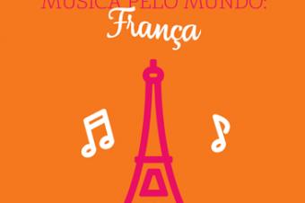 Nova playlist no ar: o melhor da música francesa!