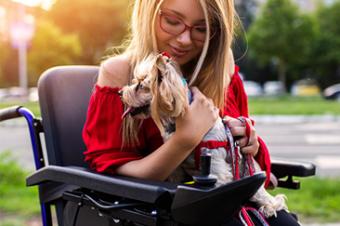 Para repensar: Quais atitudes ajudam a melhorar o dia a dia das pessoas com deficiência?
