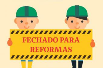 Atenção! O CDI estará fechado para reformas, confira as datas: