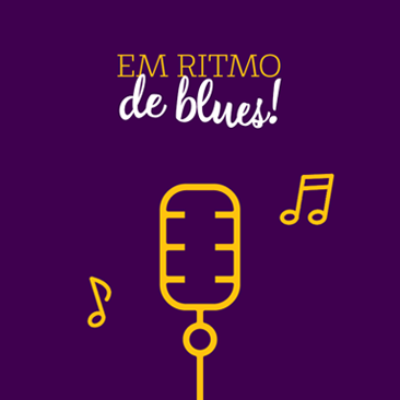 Nova playlist: em ritmo de Blues!