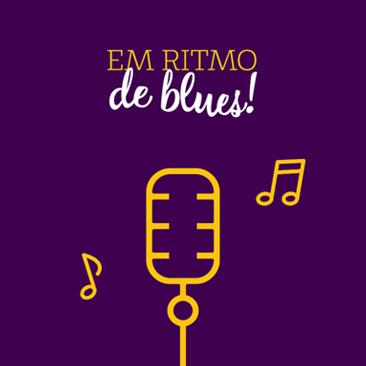 Nova playlist: em ritmo de Blues!