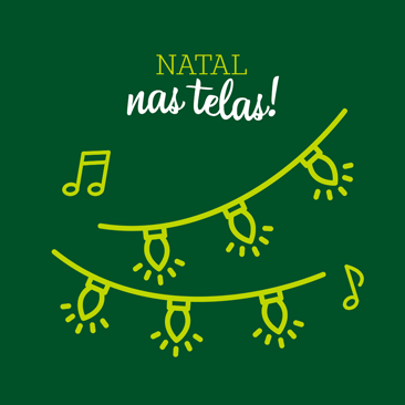 Músicas Natalinas! Ouça a playlist de dezembro!