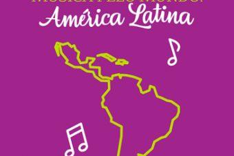Música da América Latina! Vem ouvir a playlist de janeiro!