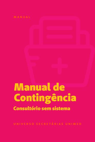 Manual de contingência - consultorio sem sistema