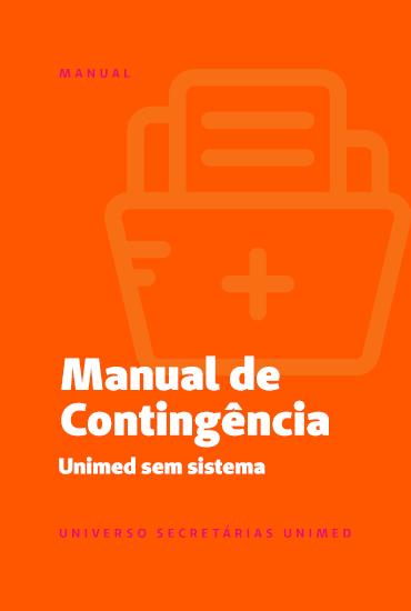 Manual de contingência - unimed sem sistema