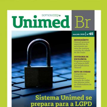 Leia a nova edição da Revista Unimed BR!