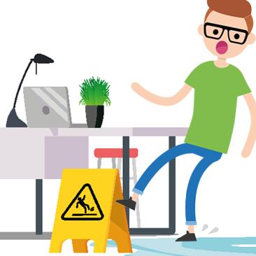 Adultos também precisam prevenir acidentes domésticos na quarentena. Veja dicas: